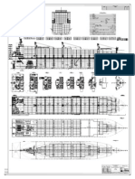 2350 TEU general arrangement