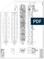 Cargo ship general arrangement