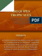 Analisis Del Arequipe
