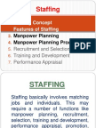 Staffing, Directing and Motivation