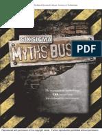 Six Sigma artículo y caso de estudio en ingles