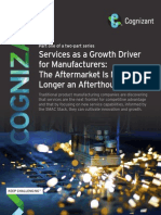 Services as a Growth Driver for Manufacturers