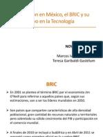 El Sistema Educativo y Su Apoyo en La Tecnologia en Mexico y El BRIC