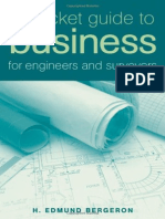 A Pocket Guide to Business for Engineers and Surveyors-2009