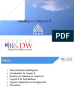 Presentation on Cognos8