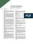 Selser Gregorio - Cronologia Imperial 1776 - 1983