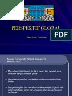 Perspektif Global New