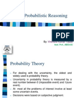 Unit-3 Probabilistic Reasoning