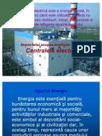 44681488 Impactul Centralelor Electrice Asupra Mediului (1)