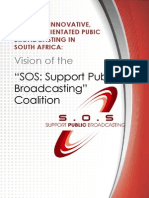 The Vision of the SOS