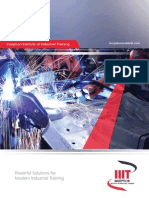 Inception Institute of Industrial Training - Brochure 2014 by APRM