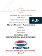 SURVEY OF VISI-PURITY & CHARGING.