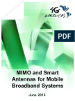 MIMO and Smart Antennas_July 2013_FINAL
