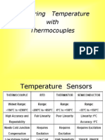 2 Measuring With Thermocouple R1