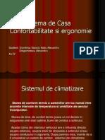 Sistemul de Climatizare