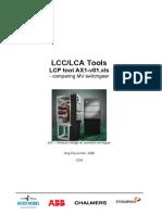 Dantes-LCP Tool AX1