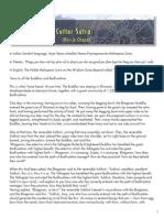 The Diamond Cutter Sutra