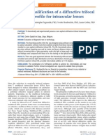 Gatinel Diffractive IOL Design