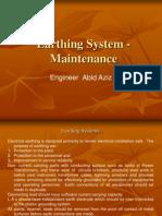 6670112 2 Earthing System Maintenance