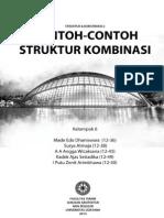 Contoh-Contoh Bangunan Struktur Kombinasi