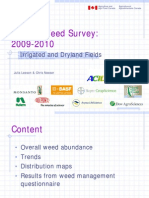 Au 2012 Neeser Ab Weed Survey