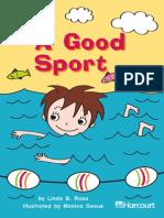 A Good Sport
