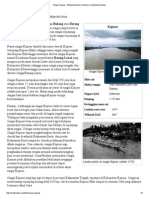 Sungai Kapuas - Wikipedia Bahasa Indonesia, Ensiklopedia Bebas