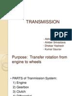 f Sae Transmission