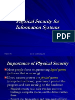 4. Physical Security