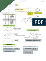 Matematik PMR-Poligon