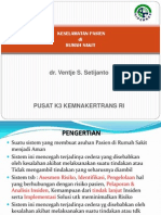 Patient Safety RsPATIENT SAFETY RS.ppt