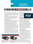 PU002 - Internet - Firewire vs. USB 2.0