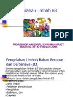 pengelolaan limbah B3.ppt|pengelolaan limbah B3
