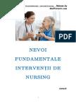 Nevoi Fundamentale Interventii de Nursing Coldea s