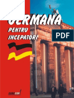 60 Lectie Demo Germana Incepatori