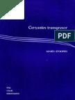Stoopen, María. Cervantes transgresor