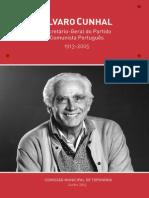 Brochur a Alvaro Cunha l