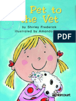 A Pet to the Vet