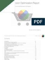 The Conversion Optimization Report