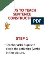 Sentence Construction-paper 2