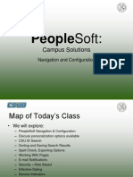 PeopleSoft 8 Introduction for Campus Solutions
