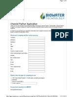 Bio Water