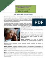 Día Mundial de la Toma de Conciencia. . .material bibliográfico