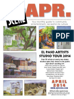 El Paso Scene April 2014 Spamming El Paso