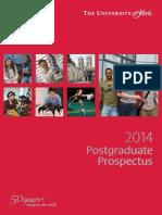 PG Prospectus 2014