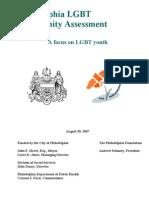 Philadelphia LGBT Youth Assessment
