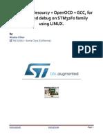 Stm32f0 Linux Dvlpt