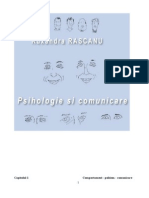 Cartea Psihologia Si Comunicarea