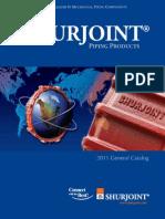 Shurjoint 2011 Catalog