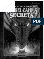 Shadowrun - Portfolio of a Dragon, Dunkelzahns Secrets